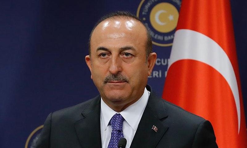 وزير الخارجية التركية، مولود جاويش أوغلو (الأناضول)