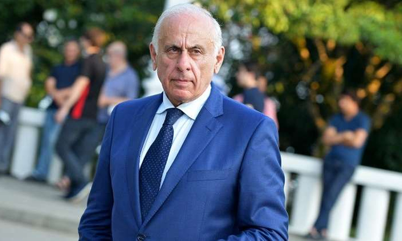 رئيس وزراء أبخازيا ، غينادي غاغوليا (سبوتنيك)