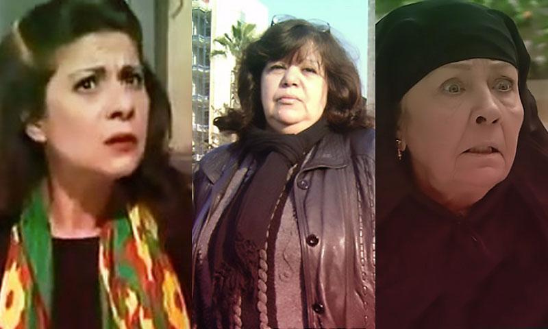 هالة شوكت، ماكدة مورة، وسامية جزائري (تعديل عنب بلدي)