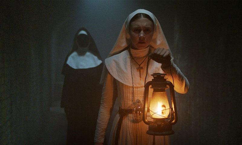 """فيلم """"the nun"""" (يوتيوب)"""
