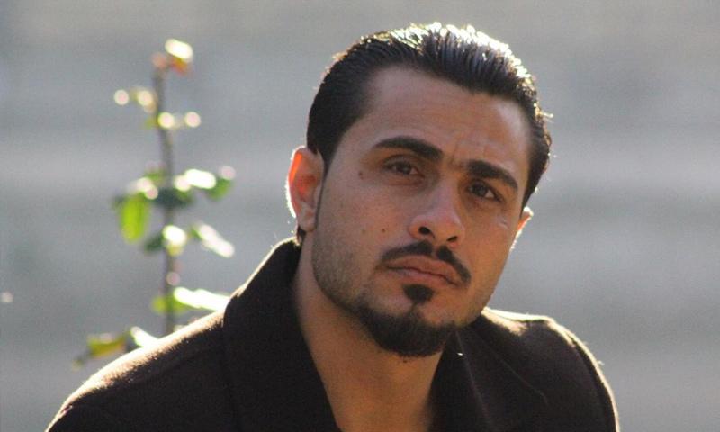 الناشط الإعلامي مروان الحميد - (فيس بوك)