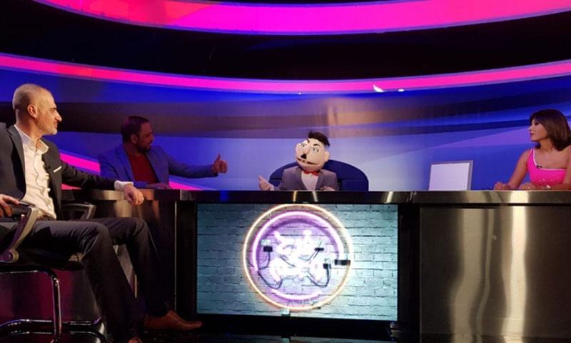 برنامج قدح وجم يستضيف علي بركات (الأخبار)