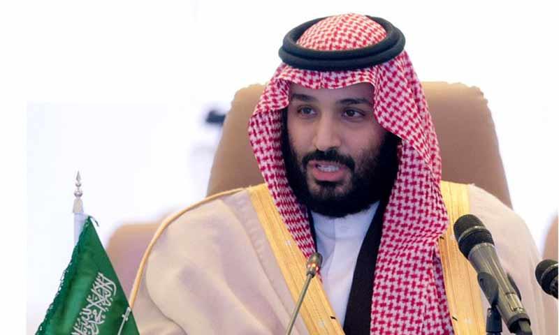 ولي العهد السعودي محمد بن سلمان (الخارجية السعودية تويتر)