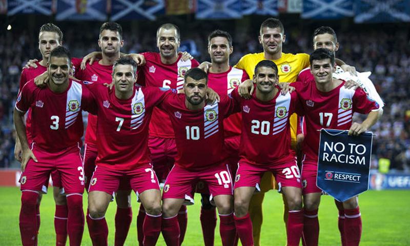 منتخب جبل طارق لكرة القدم (FIFA)