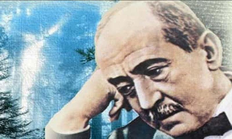 الشاعر أحمد شوقي (فيس بوك)