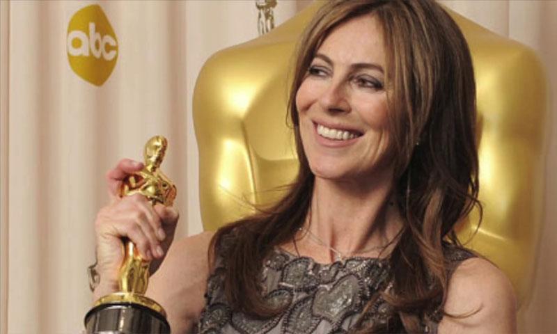 المخرجة كاثرين بيجلو (رويترز)