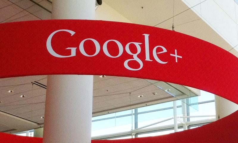 """شبكة التواصل الاجتماعي التابعة""""جوجل بلس"""" لشركة """"جوجل"""" (جوجل)"""