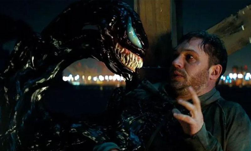 """فيلم """"venom"""" (يوتيوب)"""
