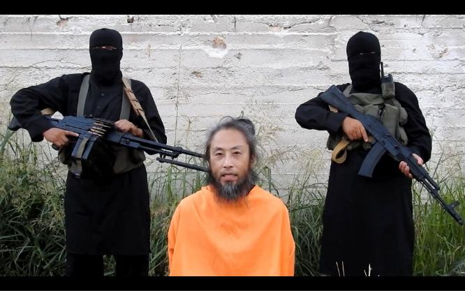 الصحفي الياباني ياسودا - _(kyodonews)
