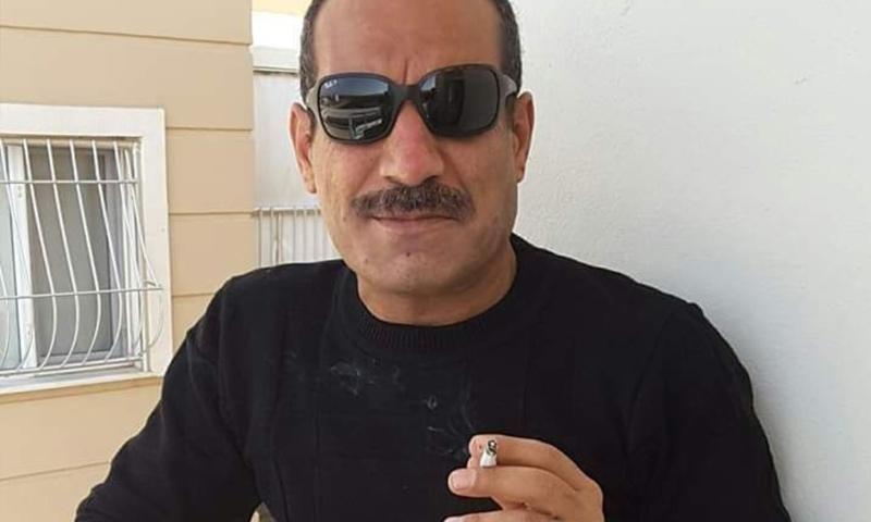 الرائد المنشق خالد العيسى -(فيس بوك)