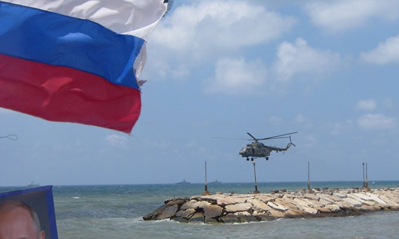 قاعدة طرطوس الروسية (سبوتنيك)