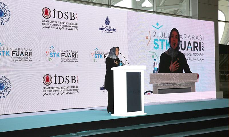 معرض منظمات المجتمع المدني في اسطنبول - 2017 (idsb)