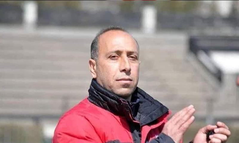 المدرب محمد العطار (فيس بوك)