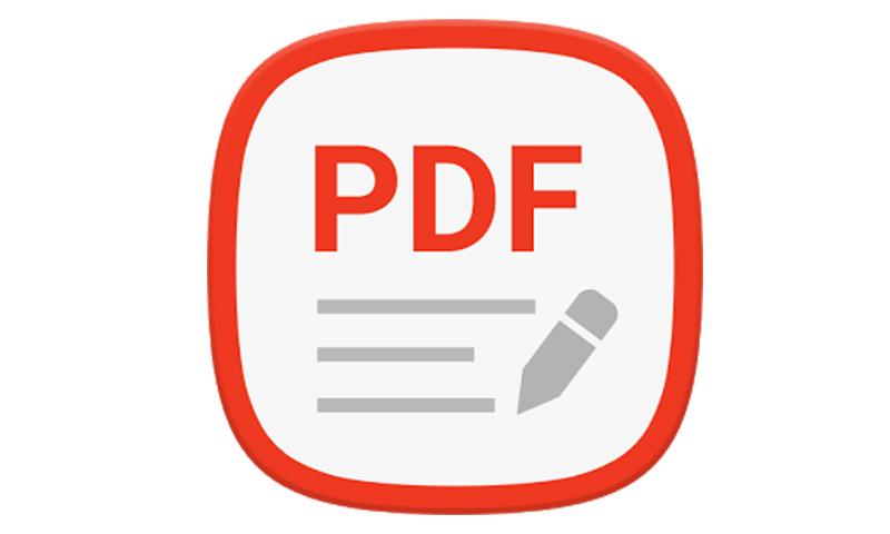 """ملفات """"PDF"""" من أكثر الملفات المتداولة في تبادل الوثائق وغيرها (تعديل عنب بلدي)"""