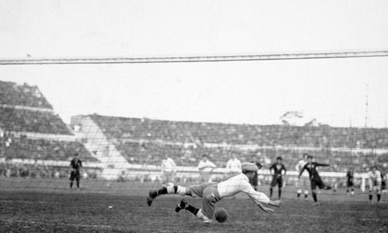 ضربات الجزاء عبر تاريخ كرة القدم (فيفا)