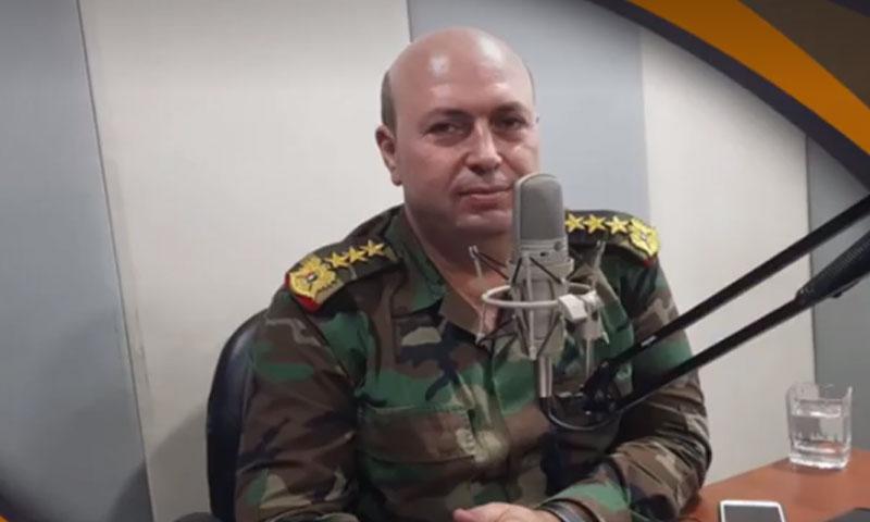 العميد عماد الياس (المدينة FM)