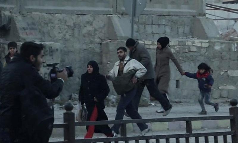 فيلم وداعًا حلب (يوتيوب)