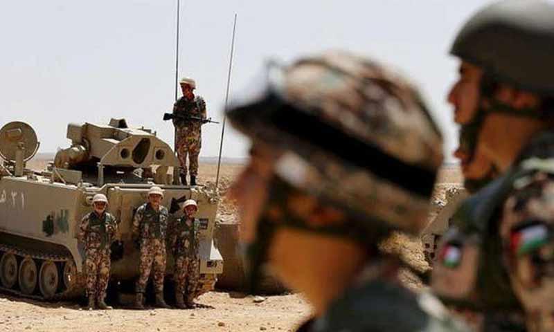 قوات من الجيش الأردني- صورة تعبيرية (جريدة الغد الأردنية)