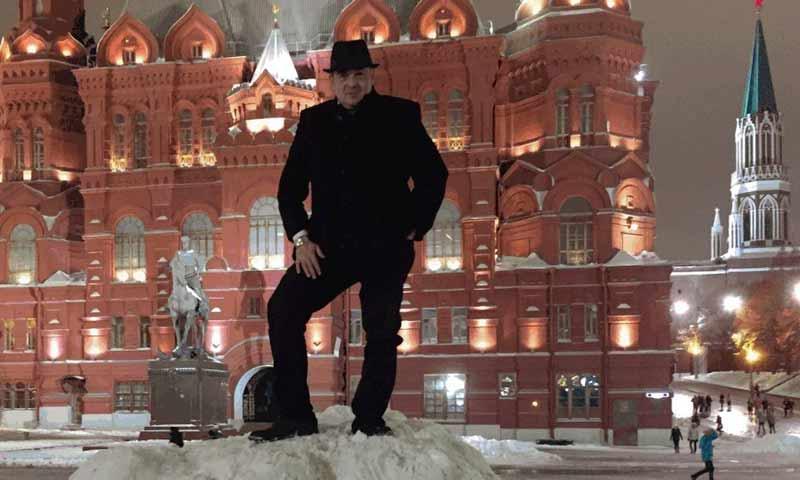 محمد عامر الشويكي في روسيا (موقع الخزانة الأمريكية)