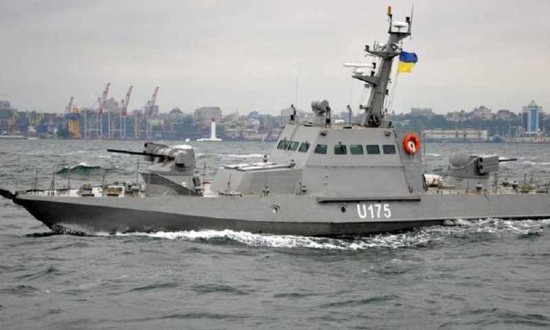 سفن حربية أوكرانية بالقرب من المياه الروسية (فرانس 24)