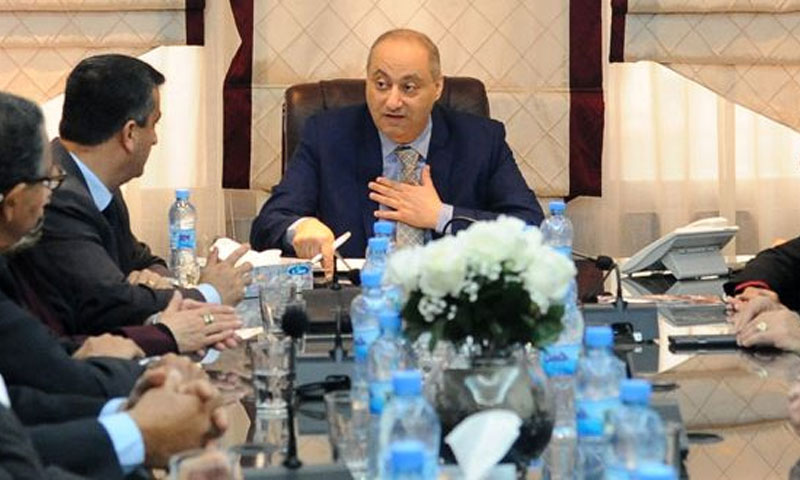 وزير الإعلام عماد سارة (سانا)