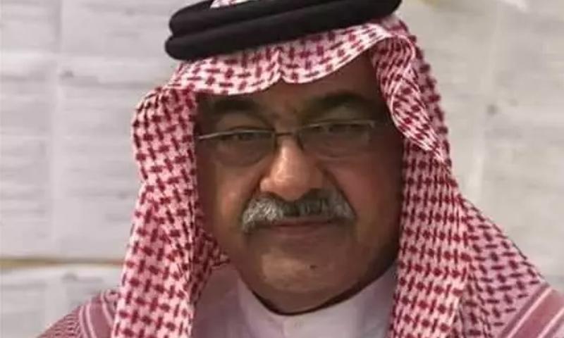الشيخ بشير الفيصل الهويدي - (فيس بوك)