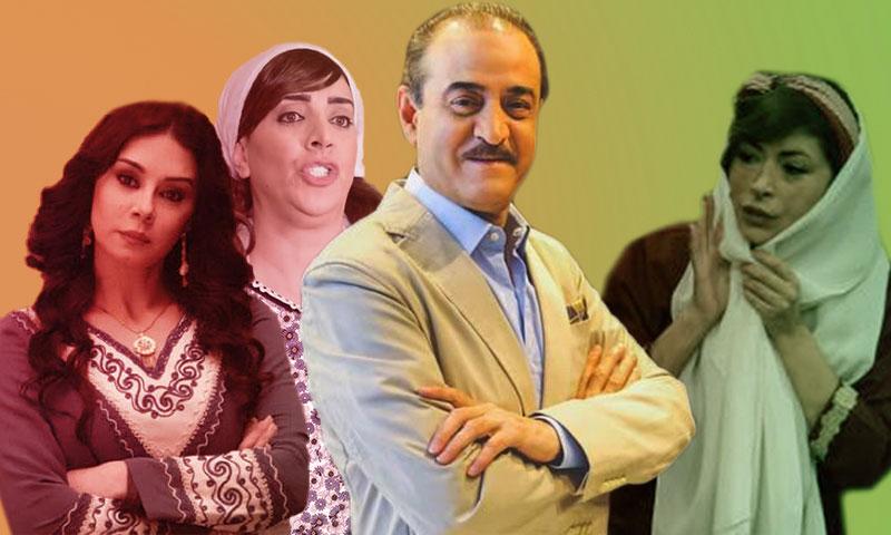 بسام كوسا، كاريس بشار، شكران مرتجى، ديمة بياعة (تعديل عنب بلدي)