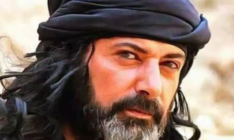 الممثل الأردني الراحل ماجد الزواهرة (وزارة الثقافة الأردنية)