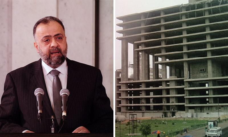 وزير الأوقاف محمد عبد الستار السيد ومجمع يلبغا (تعديل عنب بلدي)