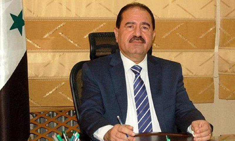 وزير النقل السوري، علي محمود الأكرم (سبوتنيك)