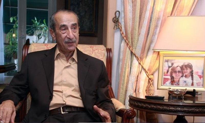 الإعلامي حمدي قنديل (موقع الوطن المصري)