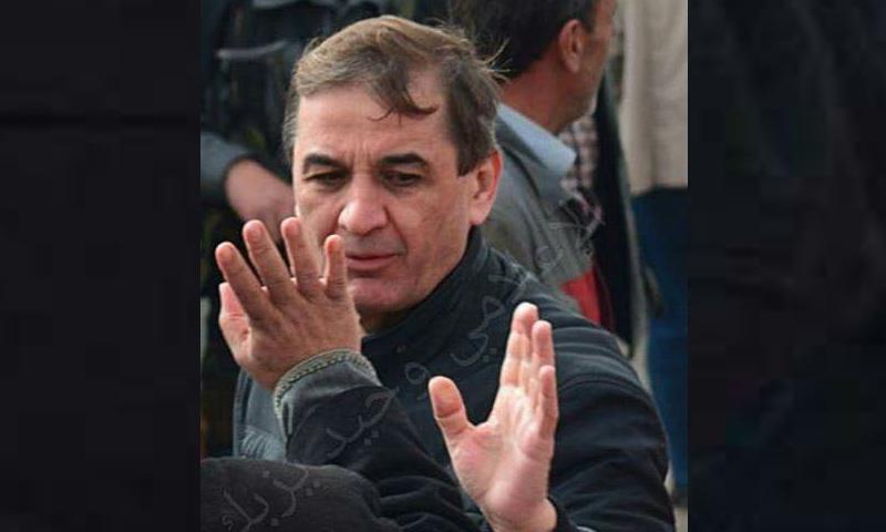 اللواء حسام لوقا رئيس شعبة الأمن السياسي - (فيس بوك)