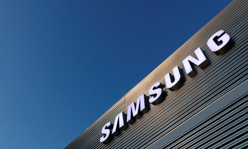 """شركة """"سامسونج"""" الكورية للصناعة الإلكترونية (رويترز)"""