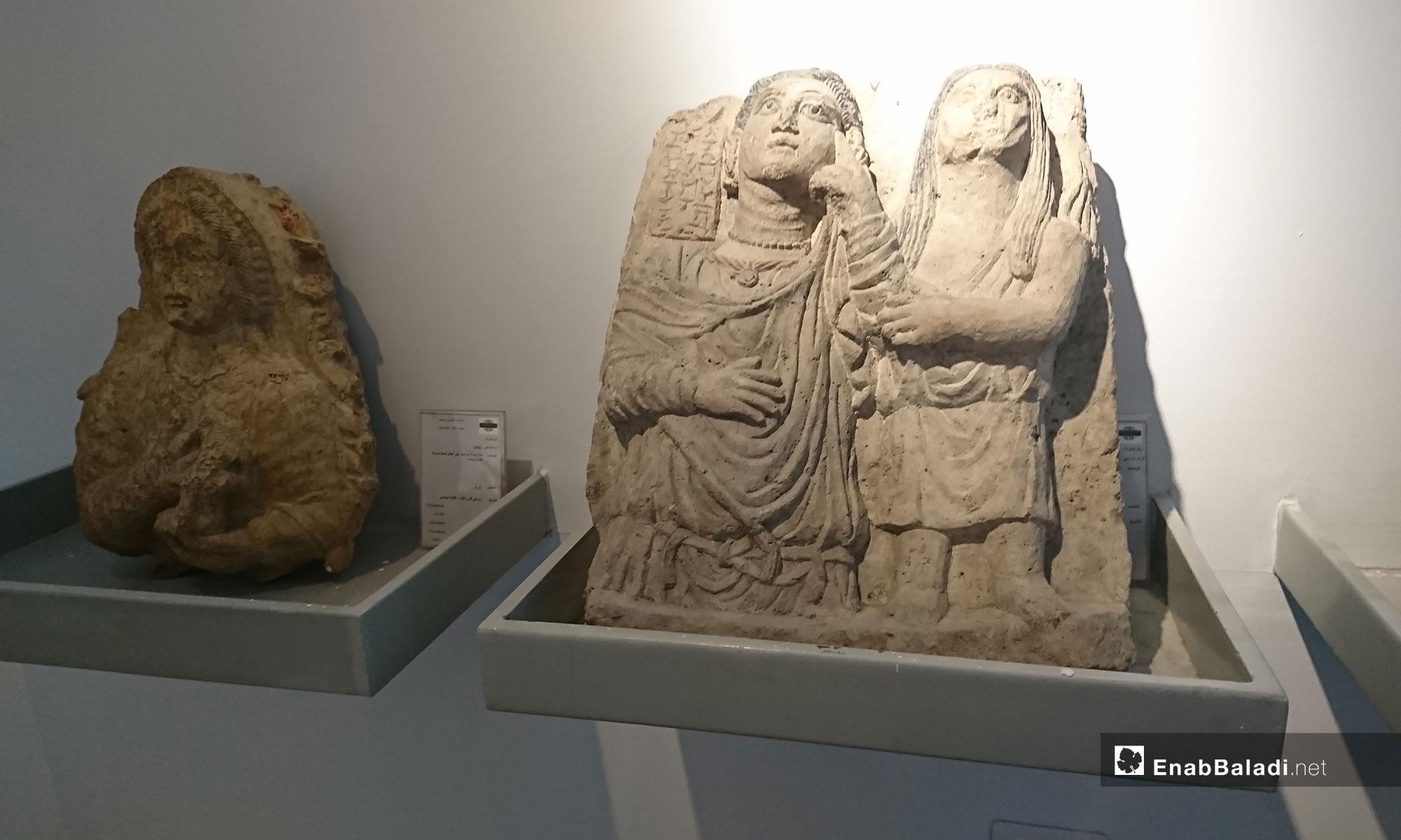 المتحف الوطني في دمشق - 13 من تشرين الثاني 2018 (عنب بلدي)