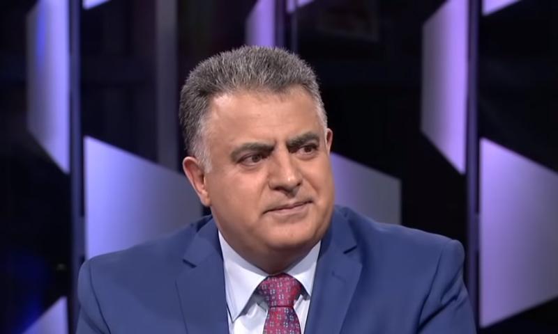 نائب رئيس الهيئة العليا السورية للمفاوضات السابق، خالد محاميد - (يوتيوب)