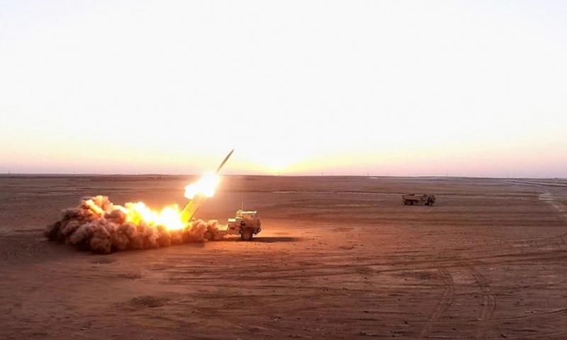 المنظومة الصاروخية الأمريكية المتطورة هيمارس (HIMARS)