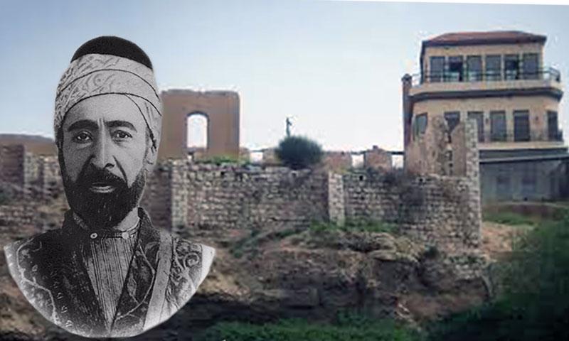 منزل أبو خليل القباني (تعديل عنب بلدي)