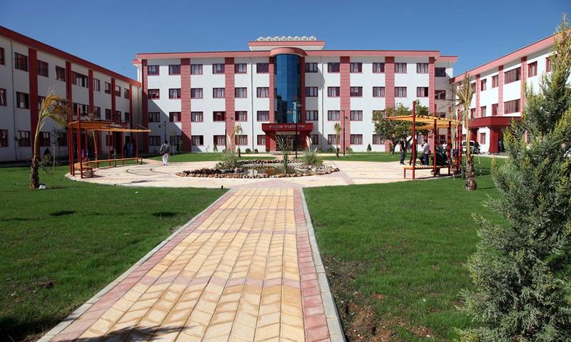 """صورة لجامعة """"غازي عينتاب"""" أيلول 2017 (موقع الجامعة)"""