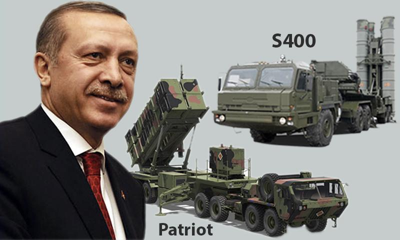 الرئيس التركي رجب طيب أردوغان (تعديل عنب بلدي)