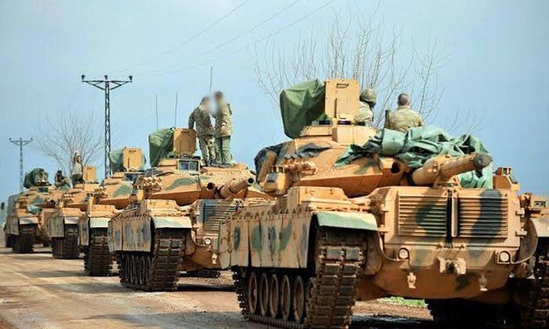الحكومة التركية تسعى لزيادة تسليح جيشها في خطتها المقبلة (اسماعيل دمير)