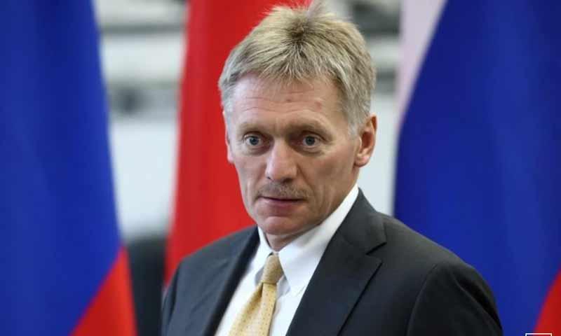 المتحدث باسم الحكومة الروسية، دميتري بيسكوف (رويترز)
