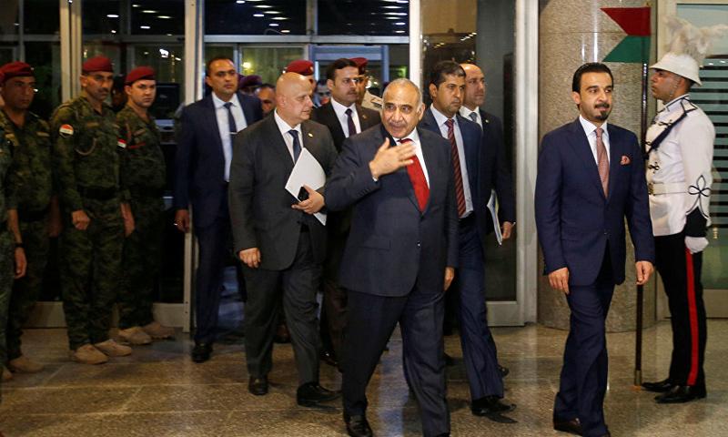 رئيس الوزراء العراقي عادل عبد المهدي - (سبوتنيك)
