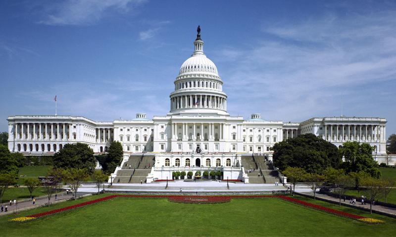 مجلس الشيوخ الأمريكي في العاصمة الأمريكية واشنطن (WH)