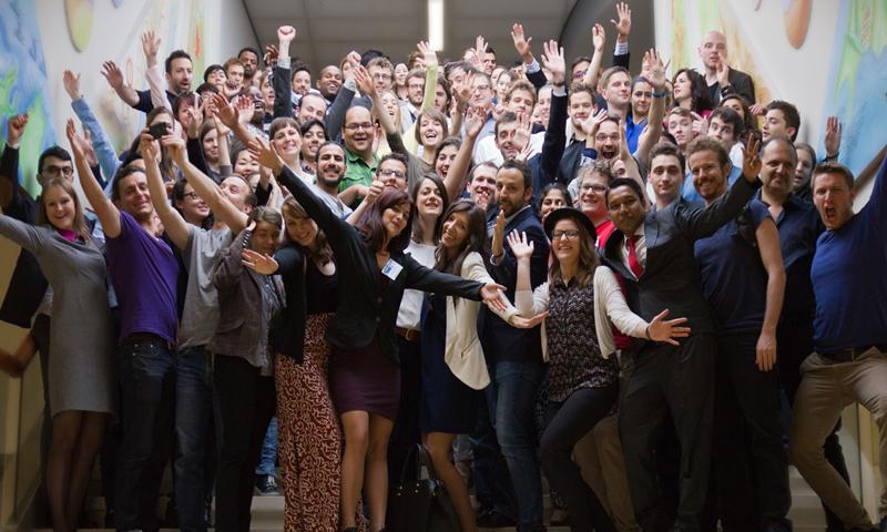 """طلاب يدرسون في منحة """"ايراسموس"""" الأوروبية (موقع المنظمة)"""