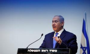 رئيس الوزراء الإسرائيلي، بنيامين نتنياهو (رويترز)