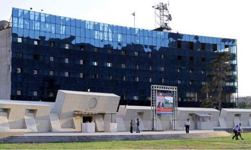 الهيئة العامة للإذاعة والتلفزيون (سانا)
