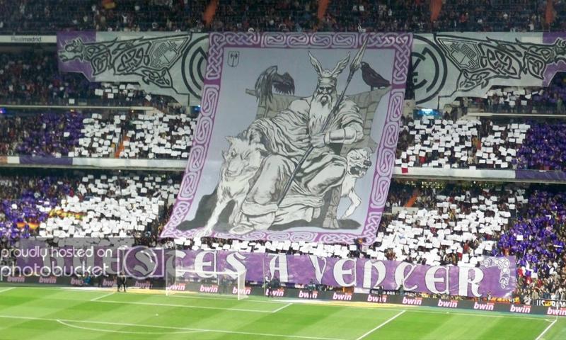 """رابطة مشجعي ريال مدريد """"ألتراس سور"""" المحظورة من دخول الملعب (ألتراس سور)"""
