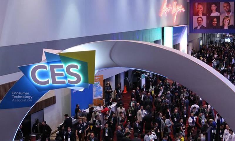 إفتتاح معرض الإلكترونيات الإستهلاكية CES2019 في لاس فيغاس الأمركية -8 كانون الثاني 2019 (CES)