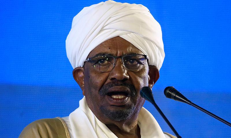 الرئيس السوداني عمر البشير (رويترز)