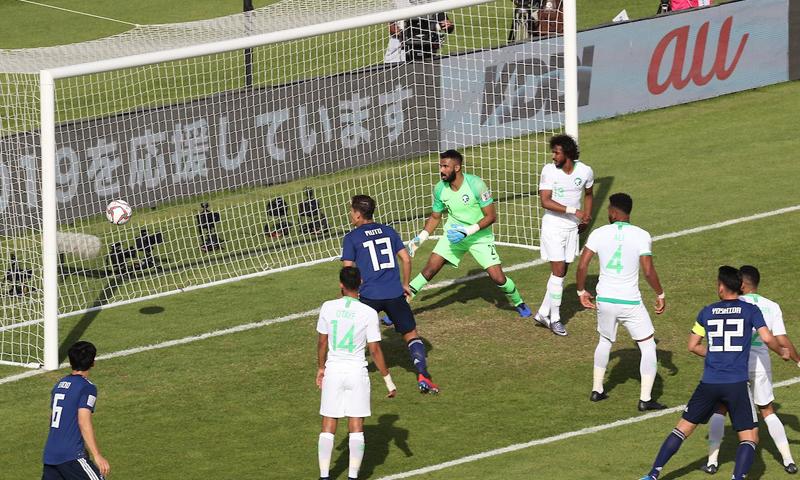 المنتخب السعودي يخرج على يد نظيره الياباني من دور الـ 16 في كأس أمم آسيا 2019- 21 من كانون الثاني (AFC)